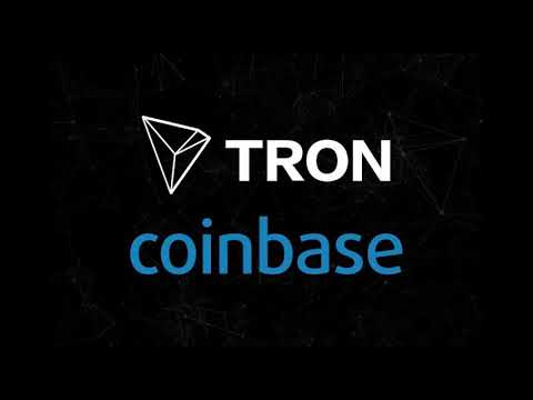 Is TRON TRX Applying for Coinbase Listing ?  How Coinbase Could Affect TRX