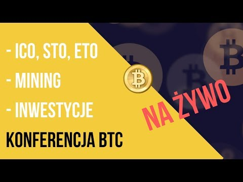 Konferencja BTC – Bitcoin Token Cryptocurrency –  Gdańsk 27.10