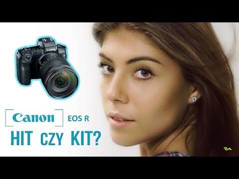Canon EOS R – Recenzja – Wracamy do Canona?