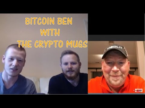 Bitcoin Ben Interview With Crypto Mugs! Anonymous Member Explanation! Cryptocurrency & Freedom