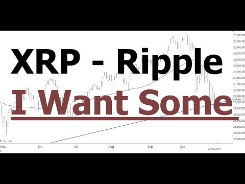 XRP  – Ripple –  I Want Some