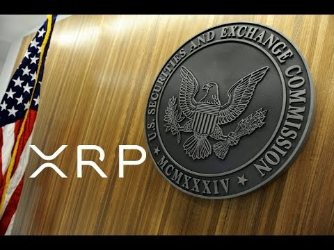 SEC Will NEVER Call Ripple XRP A Security : Here's Why.
