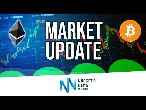 Cryptocurrency Market Update Oct 28th 2018 – Stocks Crash & Bitcoin Builds