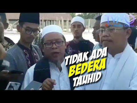 VIRAL! Ketua MUI Pandeglang: yang Dibakar Bendera HTI, Tidak Ada Istilah Bendera Tauhid