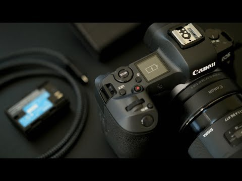 Canon EOS R – Can It Charge w/ USB C Power Bank?!