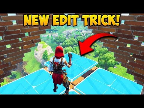 *NEW* INSANE EDITING TRICK! – Fortnite Funny Fails and WTF Moments! #366