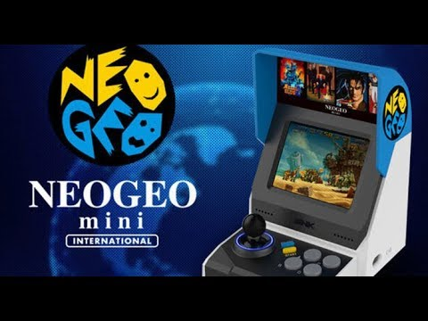 Who's better at Neo Geo Mini?