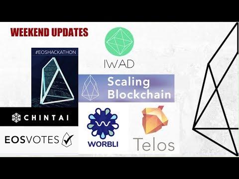 Weekend Updates – A lot happening around Nov 1