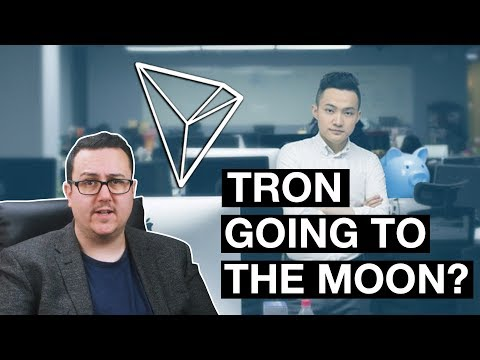 TRON is about to go mainstream and here's why! ($TRX) moonshot incoming
