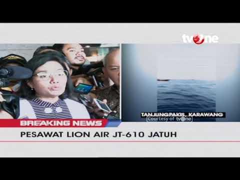 20 Pegawai Kemenkeu Ada Dalam Pesawat Lion Air JT-610
