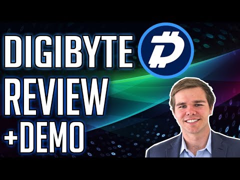 DigiByte (DGB) Review and Demo | Massive Potential or a Dud? | Altcoin News