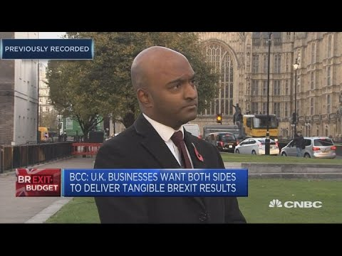 UK is missing skills across the board, BCC economist says | Squawk Box Europe