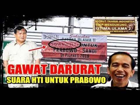 W4spada..!!  Ada HTI di Belakang Koalisi Prabowo-Sandi, Ini Buktinya! tonton sampei tuntas