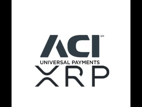 ACI With $14 Trillion Daily Transactions Supports Ripple XRP