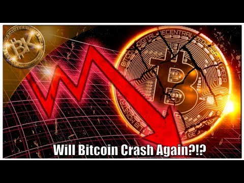 Will Bitcoin (BTC) Crash Again?! 😱 Free Crypto Trading Market Analysis & Cryptocurrency News Today