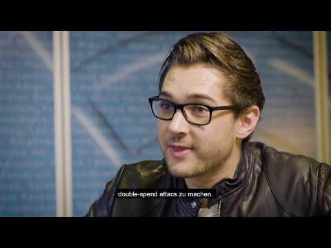 Blockchain, Bitcoins, Kryptowährung   Dominik Schiener – Co-Founder IOTA   MCI Distinguished Guest