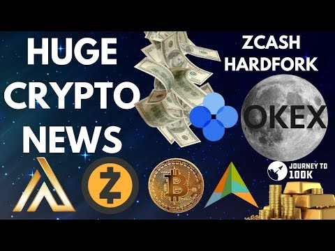 Bitcoin BAD for Environment?! Zcash Hard Fork, OKEx News, Apollo Currency Updater