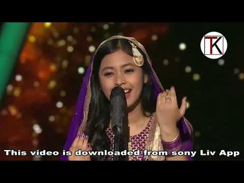 Allah Yeh Ada Kaisi In Haseeno Mein – Neelanjana Roy (Full Original HD Video) Indian Idol 2018