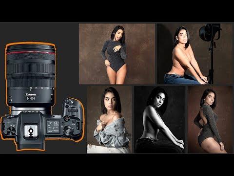 Canon EOS R – Studio Portraiture Review