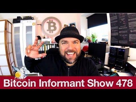 #478 Bitcoin wird 250 000 US Dollar knacken, BaFin Chef fordert strengere Regulierung &Bitstamp