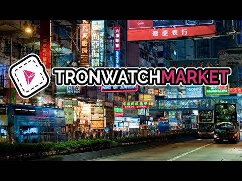 Will Tron (TRX) Watch Market Be What Makes Price Rise?