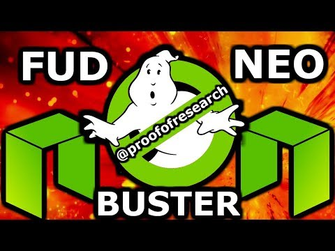 NEO FUD? Nope! Busting the rumors-THE TRUTH! $NEO Best Crypto 2019