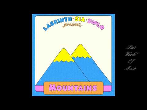 Sia – LSD – Mountains