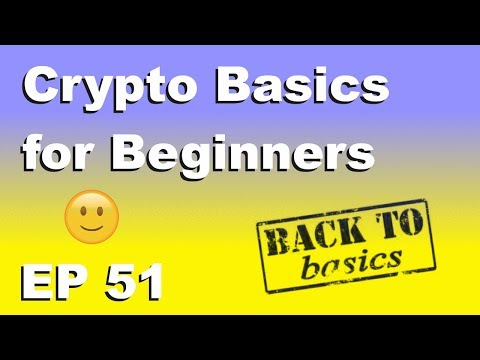 "Craving Crypto EP 51 "" Cryptocurrency Basics for Beginners (terms & tools)"""