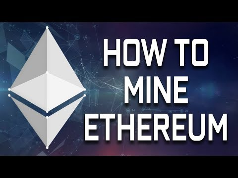 How To Mine Ethereum On Windows 10 In 2018