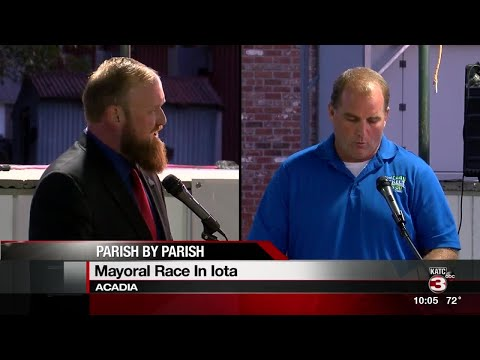 Iota voters meet candidates for mayor at forum