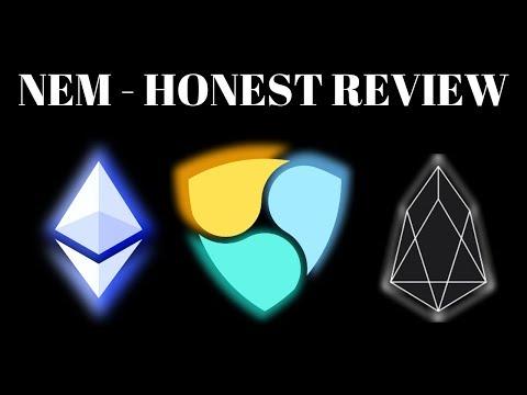 NEM Review – NEM vs Ethereum, EOS, Neo, Cardano, Tron, IOTA