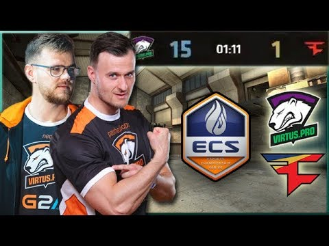 VP Dominates FaZe On Cache! 1.6 Neo Is Back! Virtus.pro Highlights VS FaZe