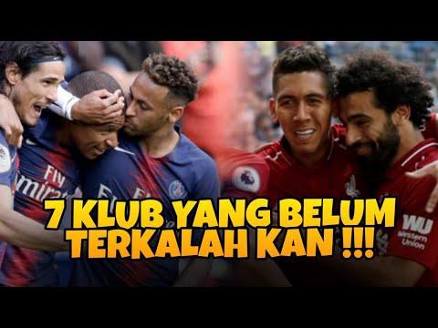 7 Klub Yang Belum Terkalahkan Di Liga Teratas Eropa. Klub Favoritmu Ada Bro?