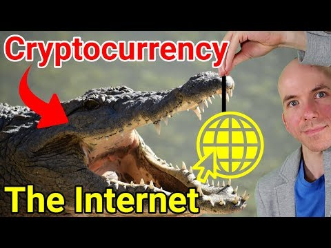 This Cryptocurrency Is About To Eat 25% Of The Internet