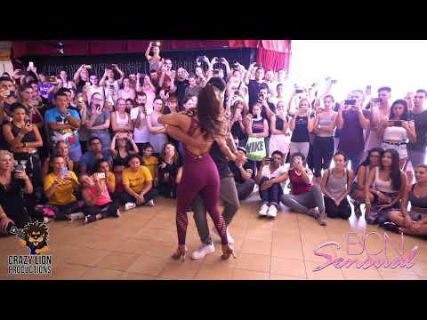 Marco & Sara [Drama – Kewin Cosmos ]@BCN Sensual Bachatea 2018