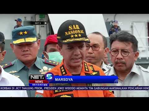 Belum Ada Satupun Korban Pesawat Lion Air JT 610 Teridentifikasi   NET5