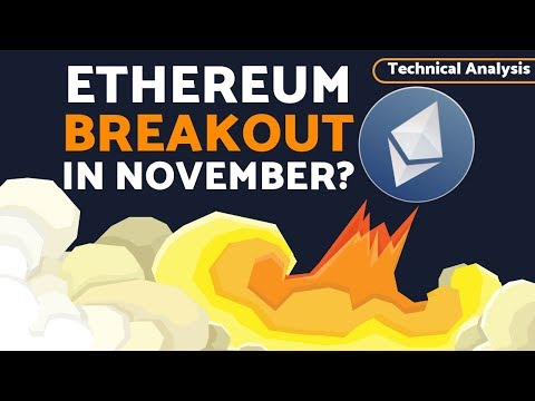Ethereum Breakout In November? + Cardano, Aion & ICON Analysis