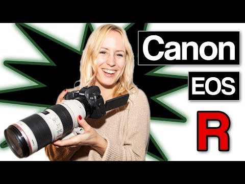 Is it time to switch? Canon EOS R review | full frame mirrorless camera