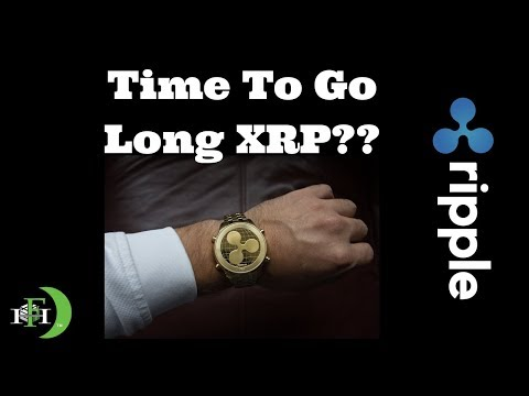 Ripple XRP | TIME TO GO LONG XRP RIPPLE?