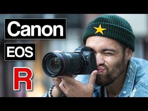 Geht`s noch? Ohne Spiegel? CANON EOS R Review | Vollformatkamera mit 4K Video