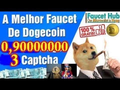 Ganhe 0,90000000 DOGECOIN A Cada 3 Claim Faucet 2018