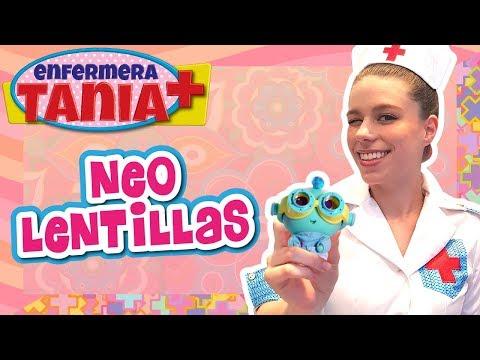 Neo Lentillas – Enfermera Tania – Distroller