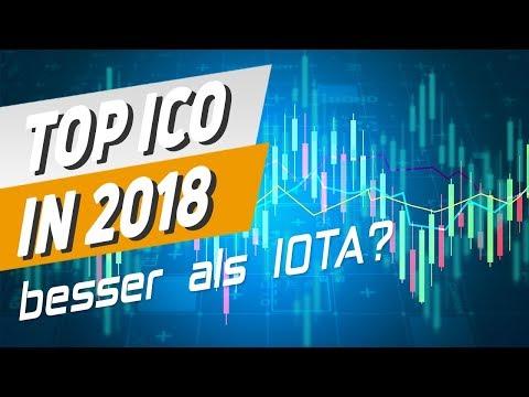 Top ICO in 2018 – besser als IOTA?