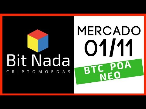 Mercado de Cripto! Bitcoin / POA / NEO / Receita Federal x Exchanges