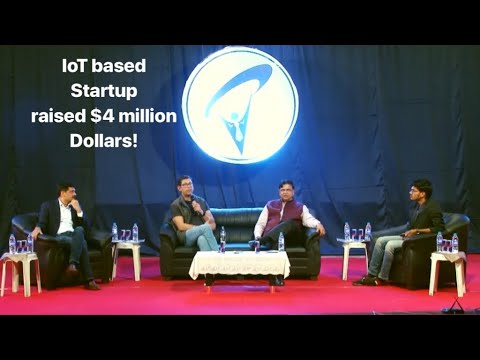 Panel discussion with IoT based startup Altizon, Kohinoor Group and Nurturing Green | Vishwapreneur