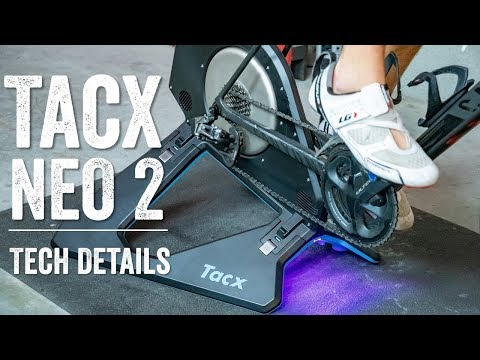 Tacx NEO 2 First Look: Unboxing, Tech Details, First Ride, Noise and More!