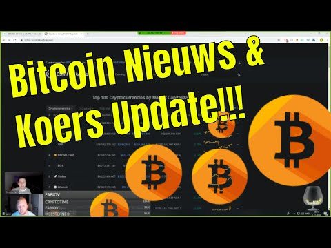 ? Live stream Doopie Cash ? | Bitcoin & Crypto | Koersupdate!
