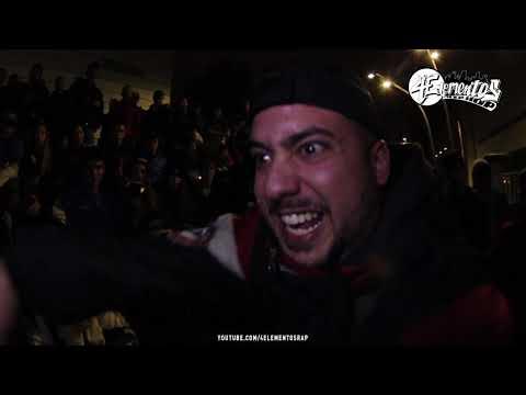 KTANO VS BARNO [CUARTOS] – REGIONAL BCN DRAGONES DEL FREESTYLE 2018   4 ELEMENTOS  