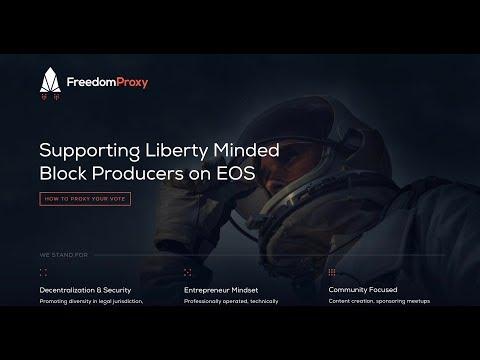 EOS Freedom Proxy Ethereum 2.0, Jamie Dimon on Bitcoin, EOS Airdrops