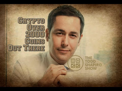 """""""Cryptocurrency Over 2000 Coins Out There!"""" Einstein Exchange's Michael Gokturk"""